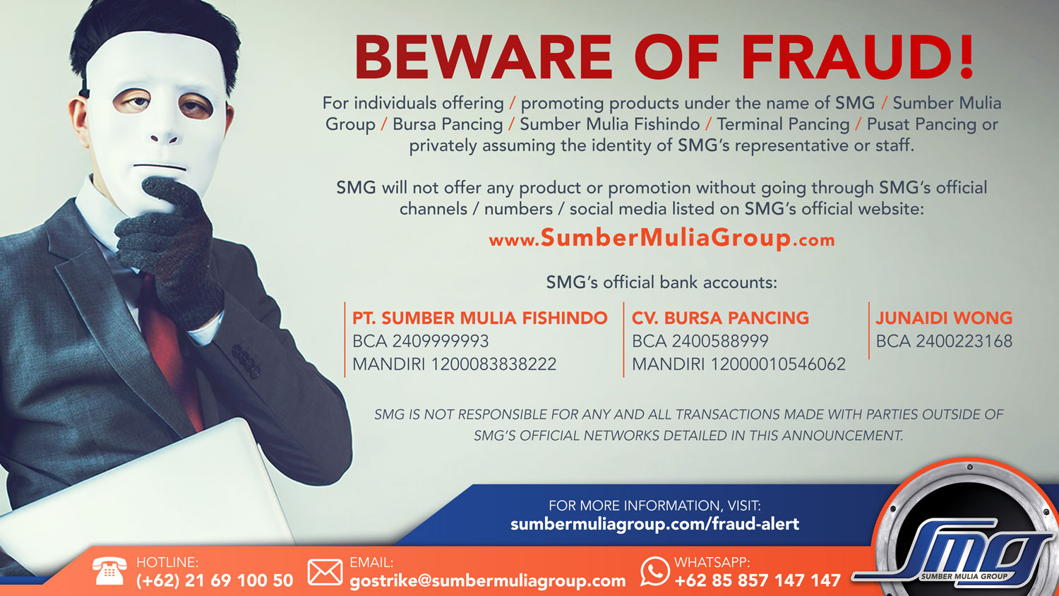 sumber-mulia-group-smg-news-fraud-alert