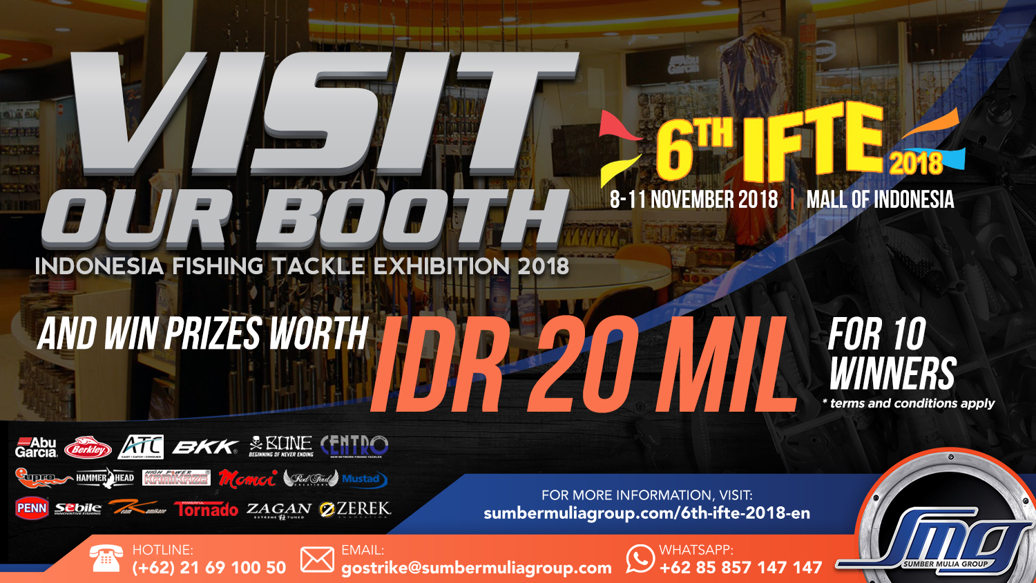 sumber-mulia-group-smg-news-6th-ifte-2018